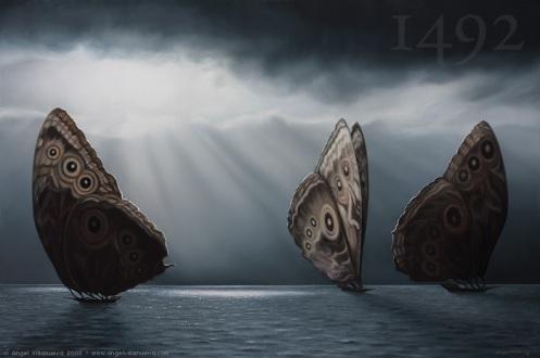 Butterfly boats